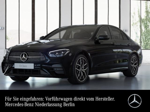 "Mercedes-Benz E 200 d AMG+Night+LED+Kamera+19""+Spur+Totw+9G, Jahr 2021, diesel"