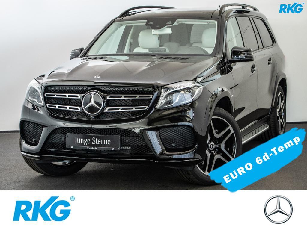 Mercedes-Benz GLS 400 4M AMG*Grand Edition*Comand*Panoramadach, Jahr 2019, petrol