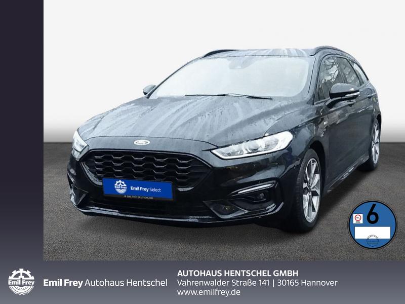 Ford Mondeo Turnier 2.0 EcoBlue ST-Line, Jahr 2020, Diesel