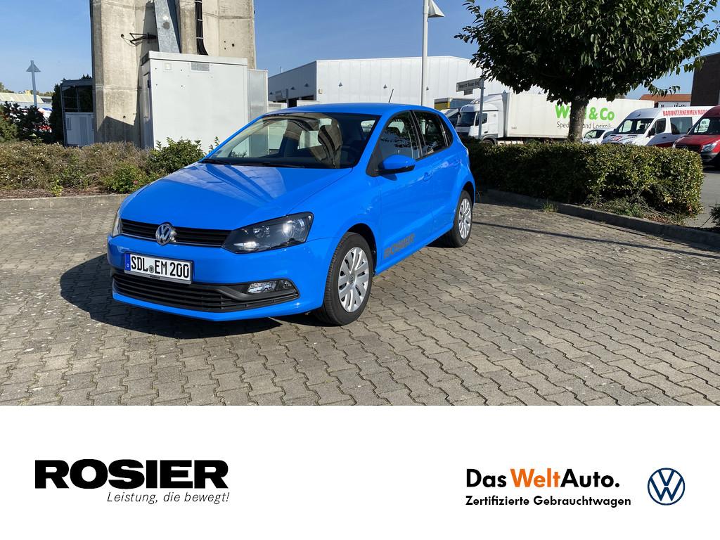 Volkswagen Polo 1.0 Trendline, Jahr 2015, Benzin