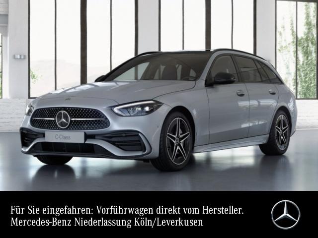Mercedes-Benz C 220 d T AMG Pano Distr. LED Night Kamera PTS 9G, Jahr 2021, Diesel