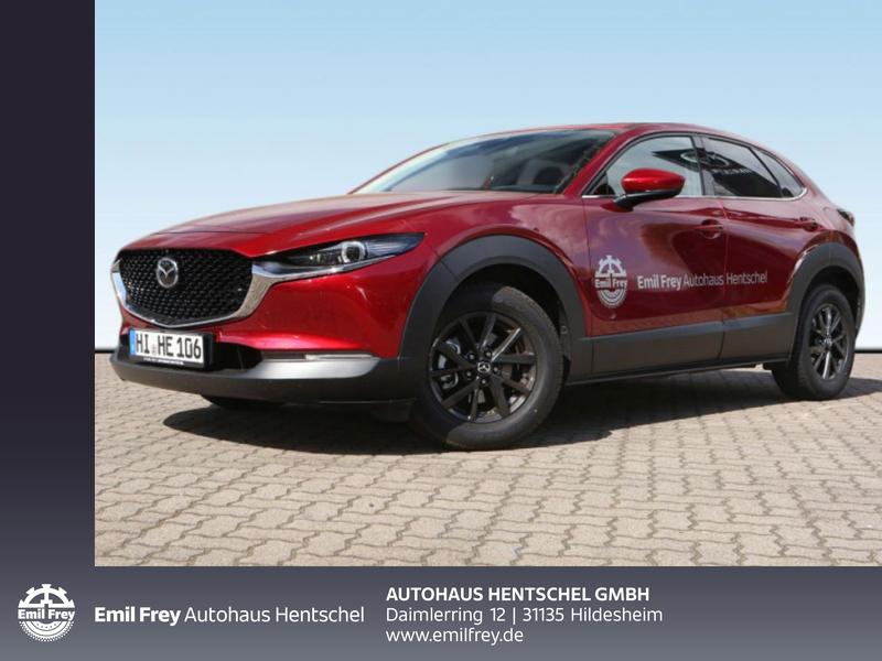 Mazda CX-30 SKYACTIV-G 2.0 M-Hybrid SELECTION, Jahr 2019, Benzin