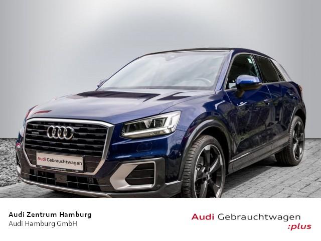 Audi Q2 2,0 TDI quattro sport S tronic VIRTUAL LED PANO, Jahr 2018, Diesel