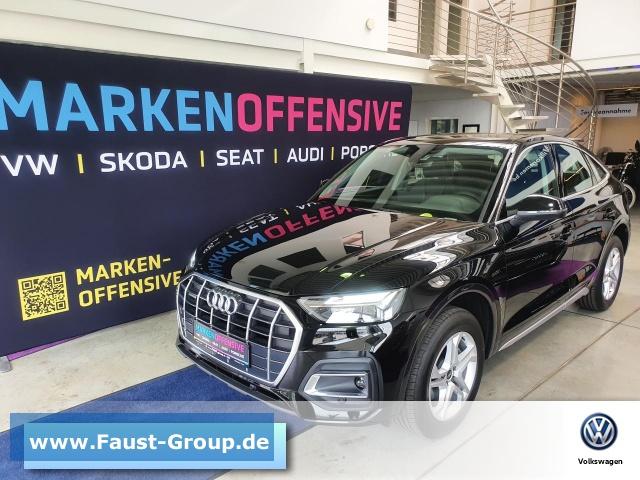 Audi Q5 Sportback Advanced Quattro S-Line S-Tronic LED, Jahr 2021, Diesel