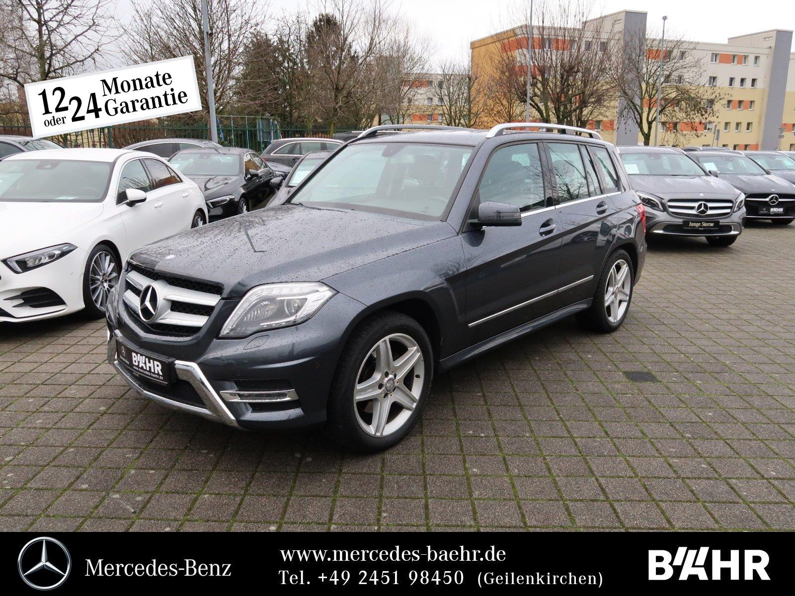 """Mercedes-Benz GLK 220 CDI 4M AMG/Navi/ILS/AHK/Park/SHZ/LMR-19"""", Jahr 2013, diesel"""