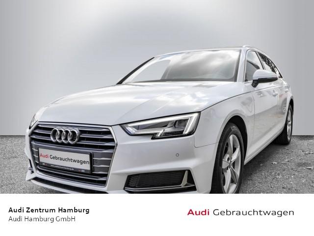 Audi A4 Avant 35 TDI sport S tronic NAVI LED AHK, Jahr 2018, Diesel