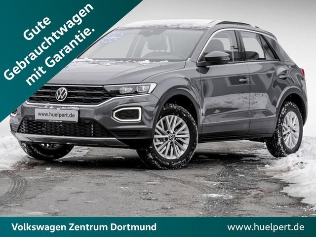 Volkswagen T-Roc 1.5 Style DSG LED NAVI DAB+ PDC ACC FRONT ASSIST SHZ, Jahr 2021, Benzin