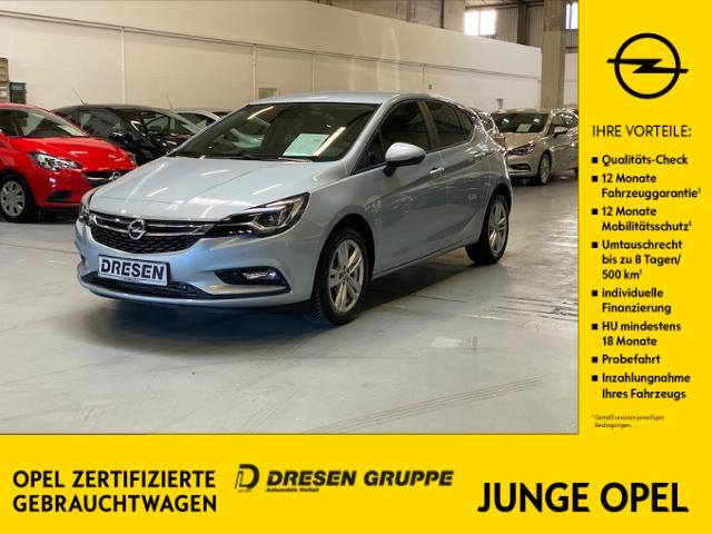 Opel Astra K Active 1.4 LED/Navi/Keyless/Parkpilot, Jahr 2018, Benzin