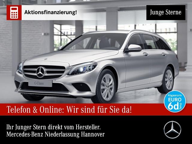 Mercedes-Benz C 200 d T Avantgarde Multibeam AHK Kamera PTS 9G, Jahr 2019, Diesel