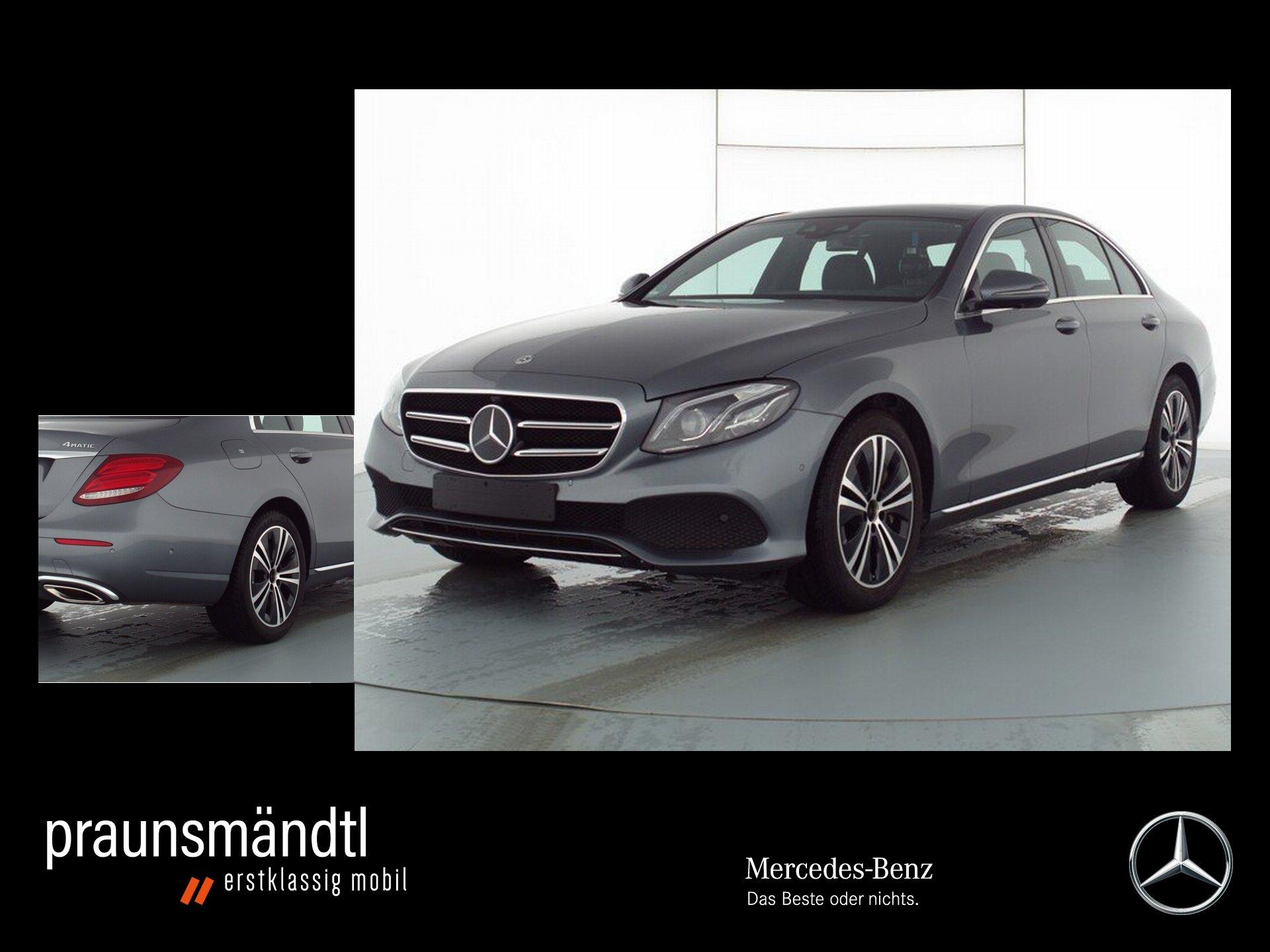 Mercedes-Benz E 450 4M AVANTGARDE Distro/MuBeam/Pano./Widescr., Jahr 2019, Benzin