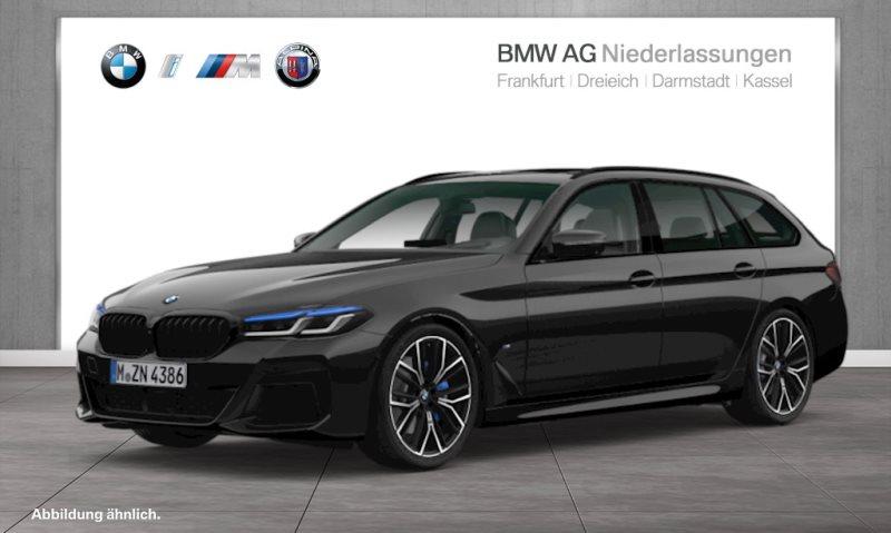 BMW 540d xDrive Touring M Sportpaket Anhängerkupplung, Jahr 2020, Diesel