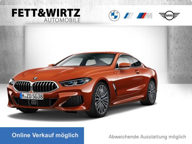 BMW 840i xDrive Coupe 20'' LiveCockp. Prof. H&K Laser, Jahr 2020, Benzin