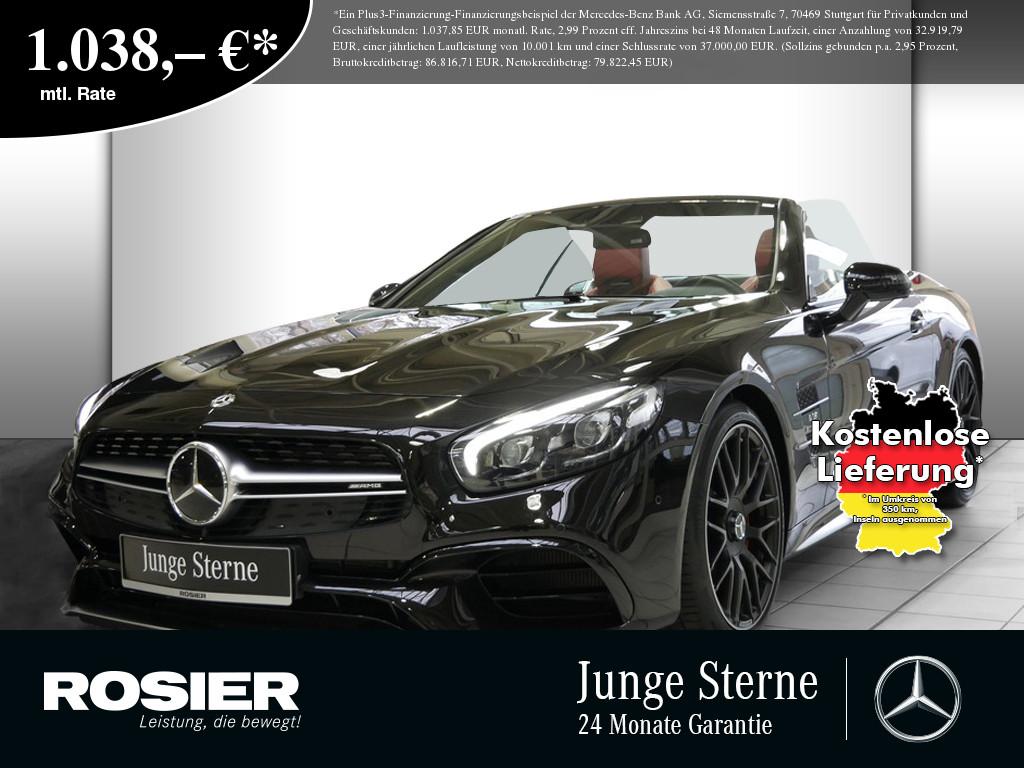 Mercedes-Benz SL 63 AMG, Jahr 2018, Benzin