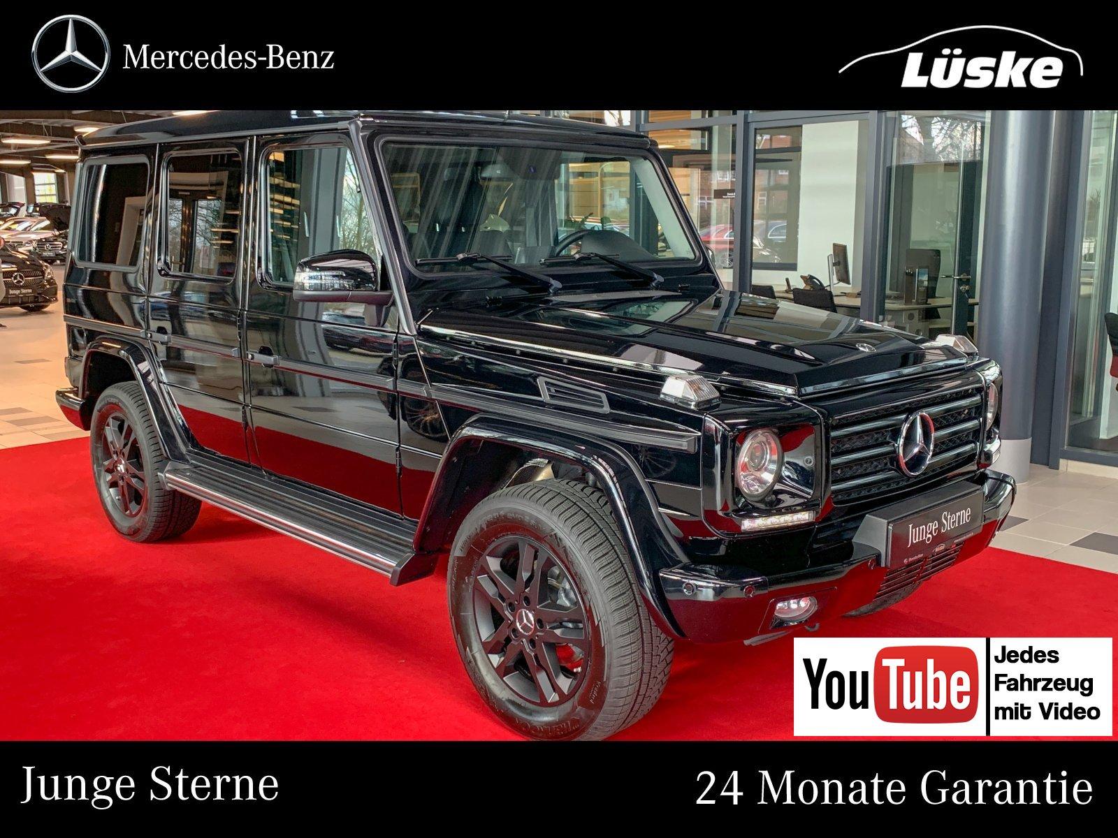 Mercedes-Benz G 350 BT Comand Kamera AHK Harman Standheizung, Jahr 2015, Diesel