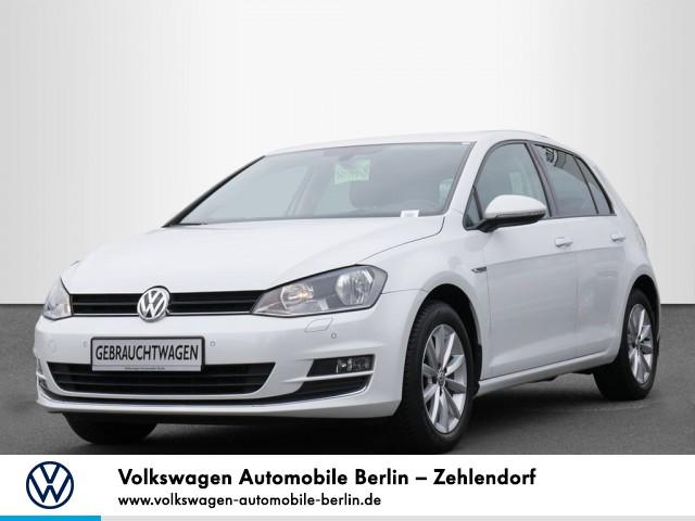 Volkswagen Golf VII 1.4 TSI Lounge BMT Klima AHK PDC SHZ, Jahr 2015, Benzin