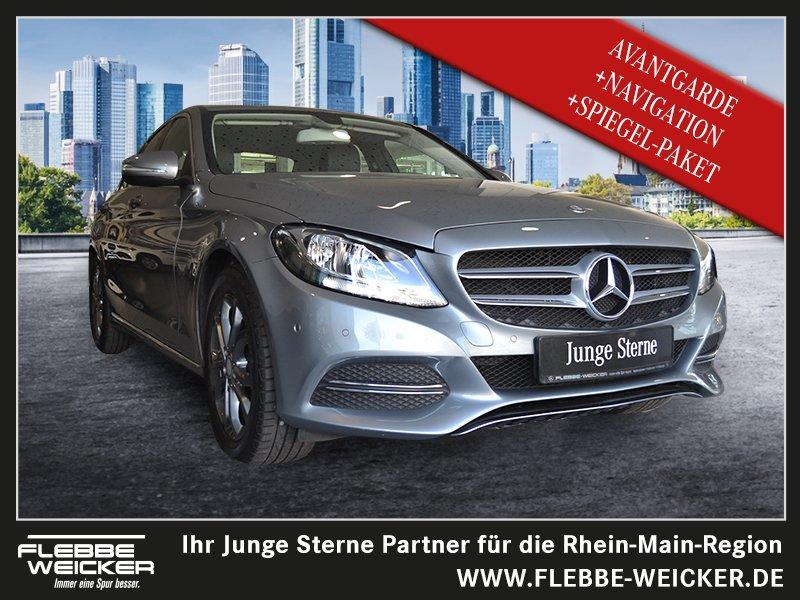 Mercedes-Benz C 200 Avantgarde, Jahr 2014, Benzin