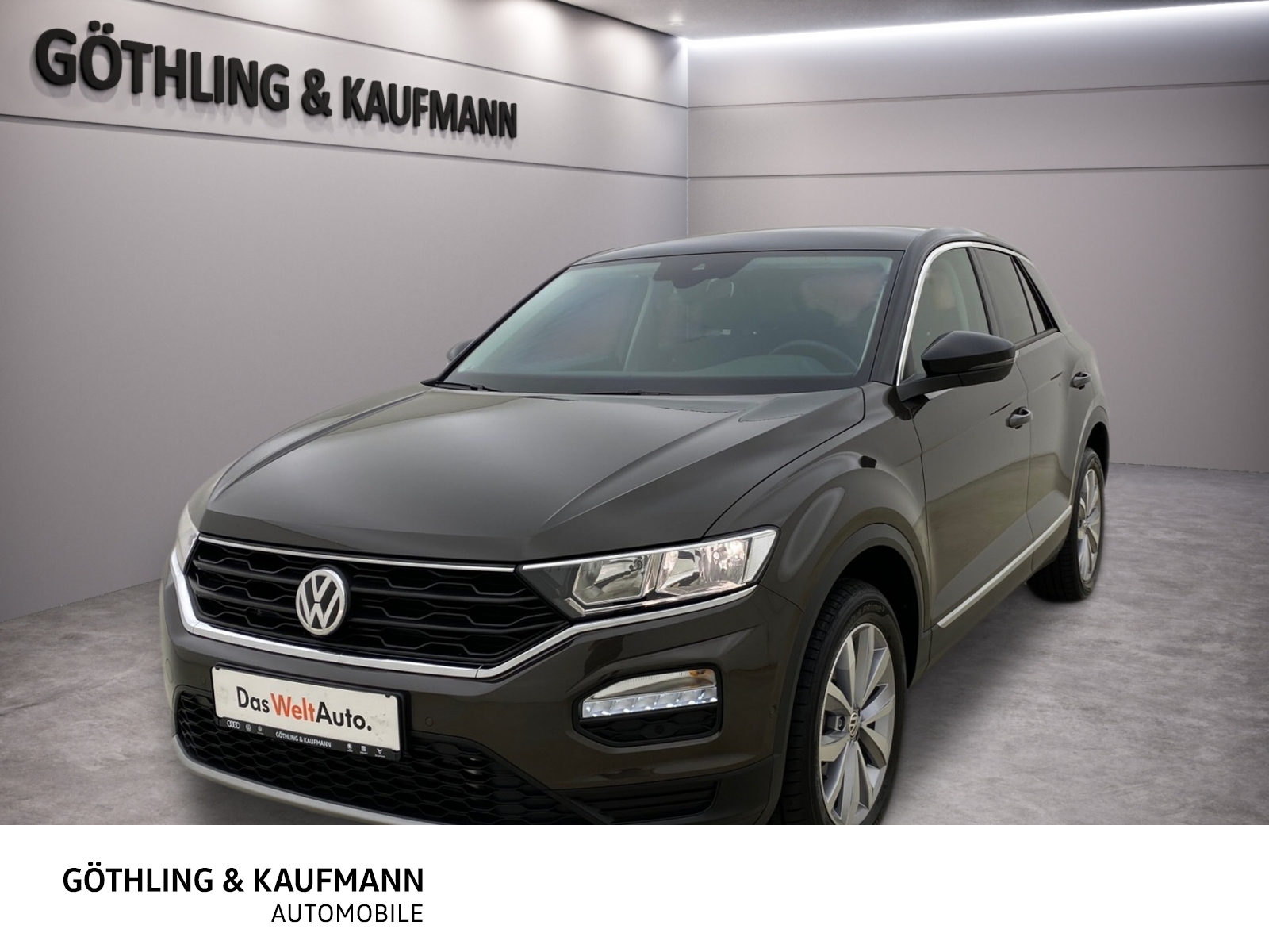Volkswagen T-Roc 2.0 TDI Style DSG 110kW*ACC*Park Assist*Na, Jahr 2019, Diesel