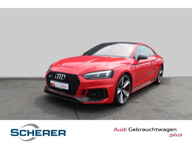Audi RS5 Coupé 2.9 TFSI quat./tiptr. Dynamik/B&O/Carbon/uvm., Jahr 2017, Benzin