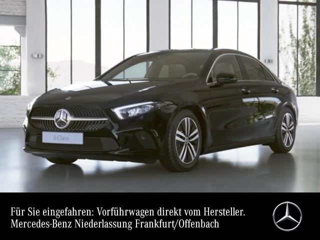 Mercedes-Benz A 200 PROGRESSIVE+LED+7G, Jahr 2021, Benzin