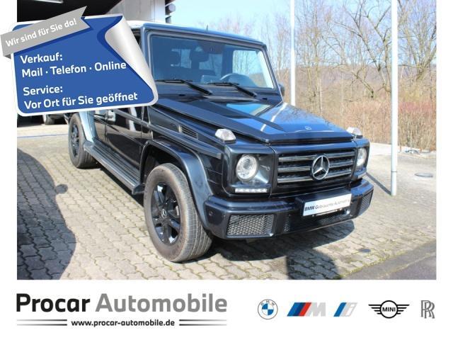Mercedes-Benz G 350 G350d Standhz Schiebedach ACC AHK Comand online, Jahr 2018, Diesel