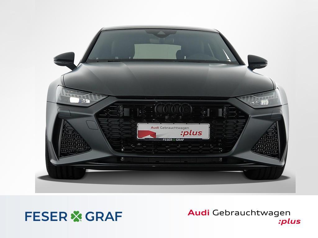 Audi RS7 Sportback MATT RS-Dynamikp,Keramik,Pano,Sitz, Jahr 2020, Benzin
