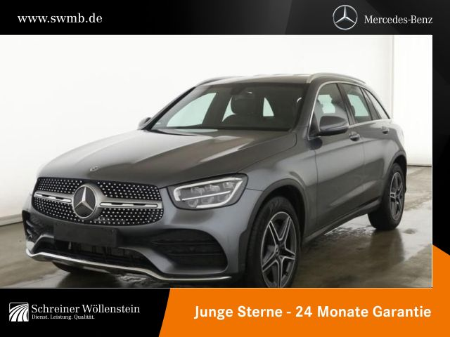 Mercedes-Benz GLC 200 4M AMG*LED-HIGH*EQ-BOOST*MBUX*19''NAVIVO, Jahr 2019, Benzin
