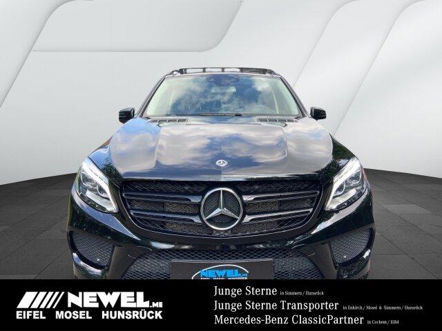 Mercedes-Benz GLE 500 4M *AMG*COMAND*KAMERA*PANO*AHK*LED*SOUND, Jahr 2017, Benzin