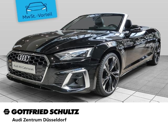 Audi A5 Cabrio S Line 40 TFSI Tronic Audi virtual cockpit, Navigation, S-Line Interieur, Jahr 2020, Benzin