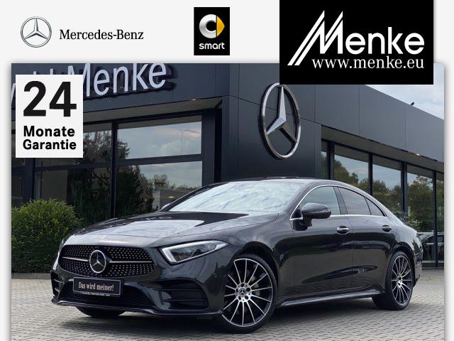 Mercedes-Benz CLS 450 4M Edition1 Massage,Burmester3D,HUD,AIR, Jahr 2017, Benzin