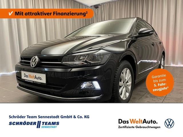 Volkswagen Polo 1.0 TSI Highline, Jahr 2020, Benzin