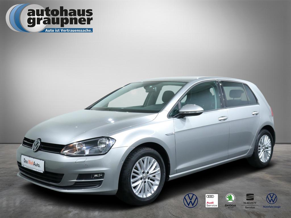 Volkswagen Golf VII 1.4 TSI CUP, Jahr 2014, Benzin