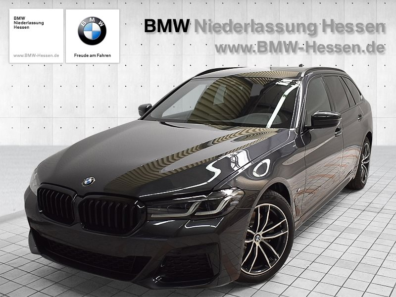 BMW 520d Touring M Sportpaket HiFi DAB LED Alarmanlage, Jahr 2020, Diesel