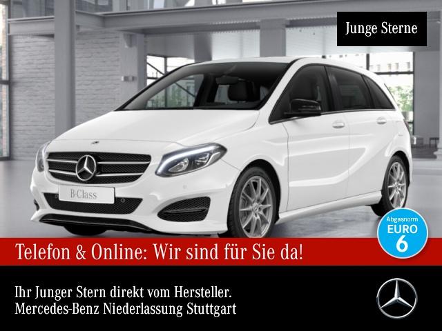 Mercedes-Benz B 200 d 4M Urban Harman COMAND LED Night Kamera, Jahr 2017, Diesel