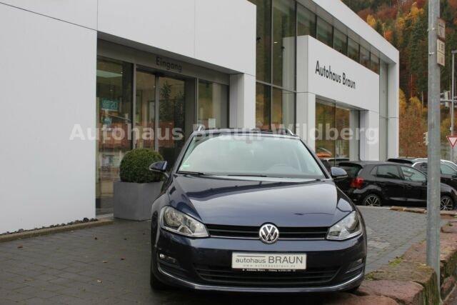 Volkswagen Golf VII Variant Lounge Navi, Klima, PDC, GRA, Jahr 2015, Diesel