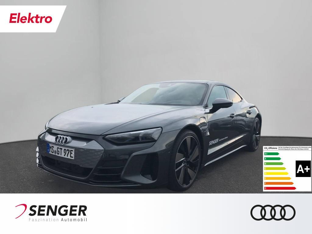 Audi e-tron GT quattro 350 kW Leder Panorama. LED, Jahr 2021, Elektro