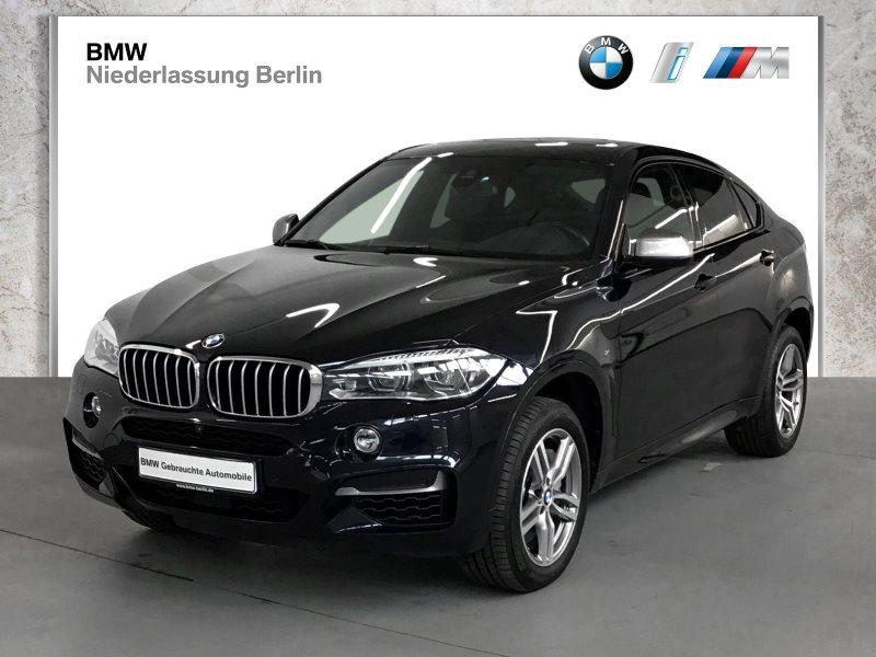 BMW X6 M50d EU6 LED Navi Komfortsitze GSD Standhz., Jahr 2018, Diesel