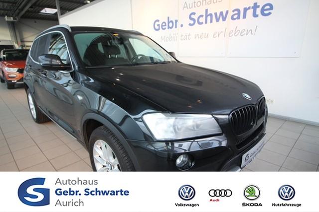"""BMW X3 xDrive20d A X Line Xenon Navi LM 18"""" Shzg, Jahr 2013, diesel"""