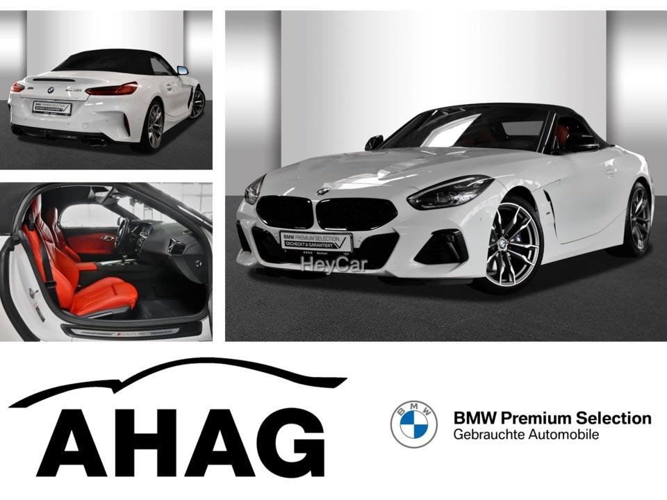 BMW Z4 M40i Cabrio Innovationsp. Sport Aut. Head-Up, Jahr 2020, Benzin