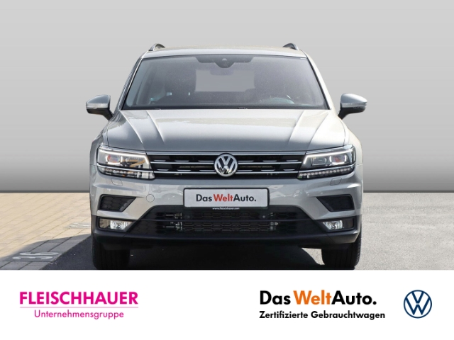 Volkswagen Tiguan Comfortline 1.5 TSI NAVI KLIMA SHZ PDC ACC AHK, Jahr 2020, Benzin