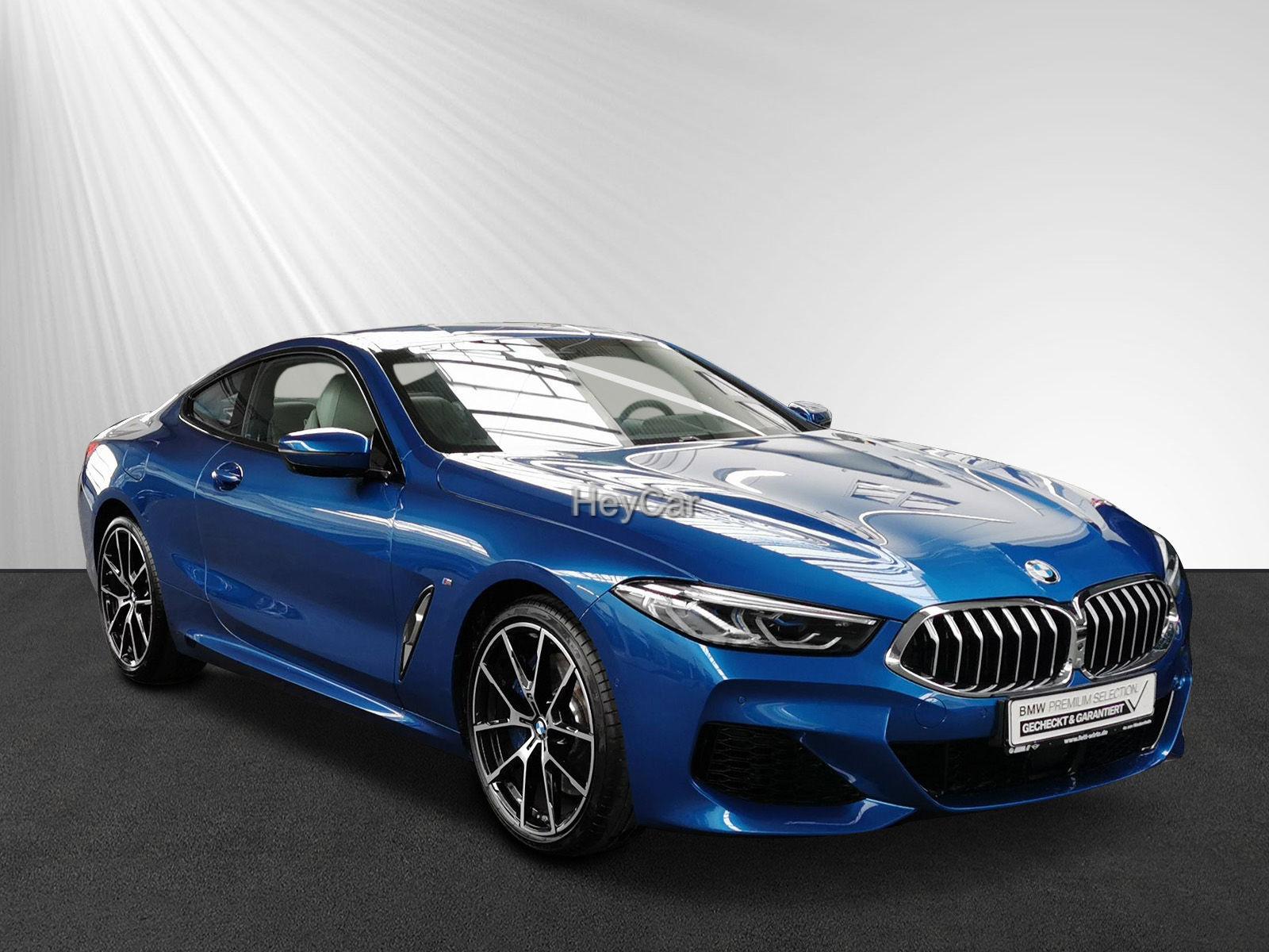 BMW 840i xDrive Coupe M-Sport Leas. ab 799,- br.o.Az, Jahr 2020, Benzin