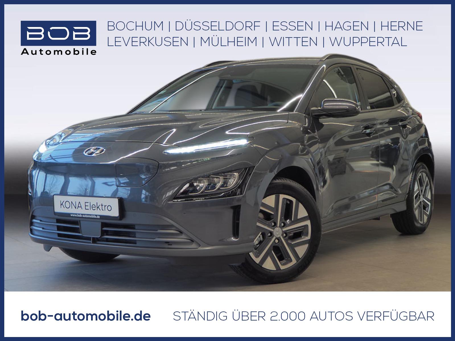 Hyundai Kona Facelift Elektro Trend Navi-P Schiebedach, Jahr 2021, Elektro