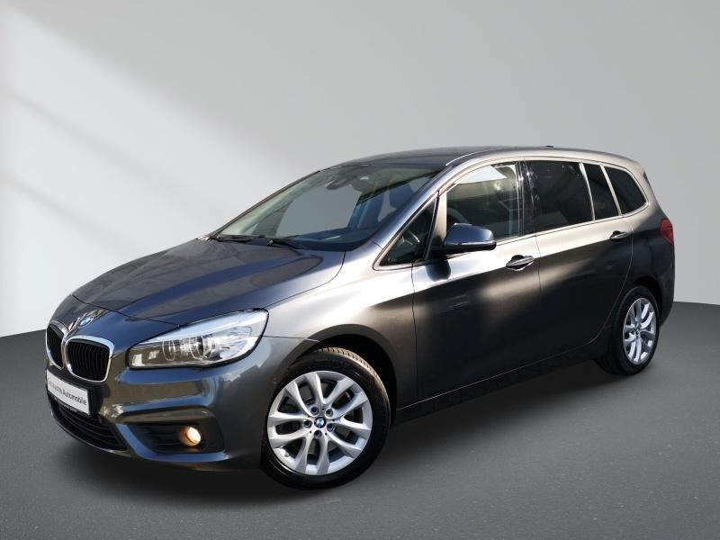 BMW 220i Gran Tourer Advantage Aut. Klimaaut. PDC, Jahr 2015, Benzin