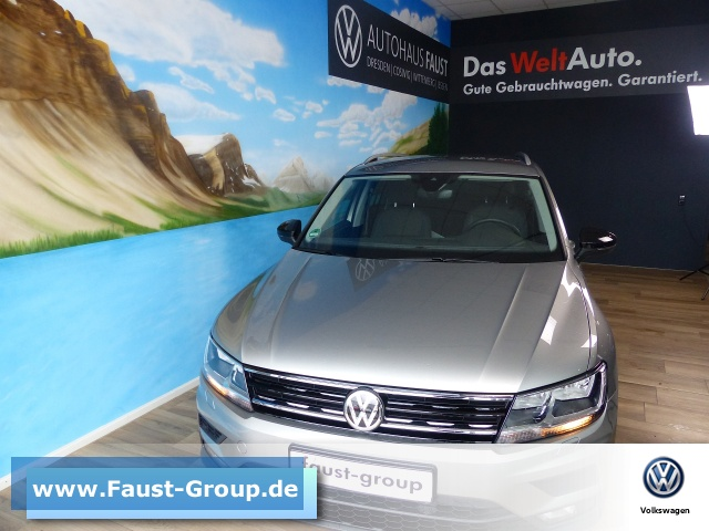 Volkswagen Tiguan IQ.DRIVE UPE41tEUR NAVI AHK, Jahr 2020, Diesel