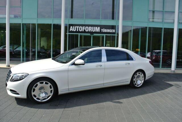 Mercedes-Benz S 600 MAYBACH *DESIGNO*VOLL*, Jahr 2016, Benzin