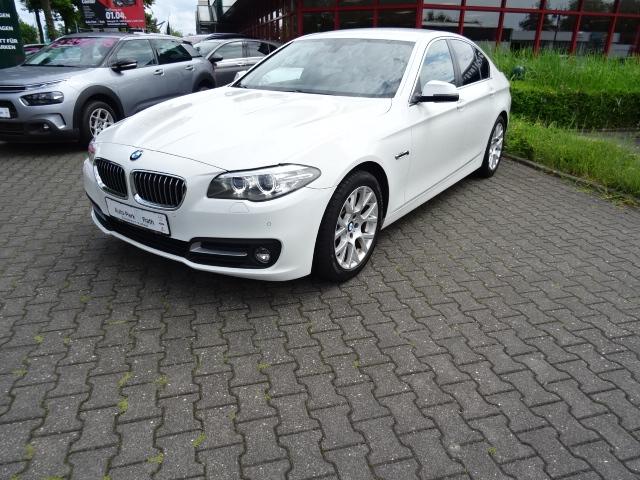 BMW 520 2.0l*PDC*Xenon*Leder*PDC*RFK*Klima*Bluetooth*, Jahr 2015, Benzin