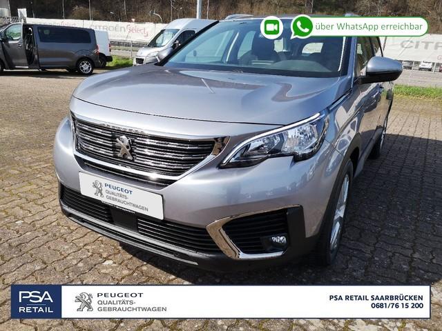 Peugeot 5008 Active Business-Paket 1,2l130PS 7-Sitzer|AHK|Kamera, Jahr 2019, Benzin