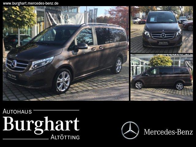 Mercedes-Benz V 220 CDI EDITION Lang 5Sitze/ILS/AHK/Standhzg., Jahr 2014, Diesel