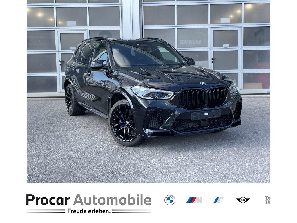 BMW X5 M Competition Pano+AHK+B&W+Laser+DAProf+PA+, Jahr 2020, Benzin