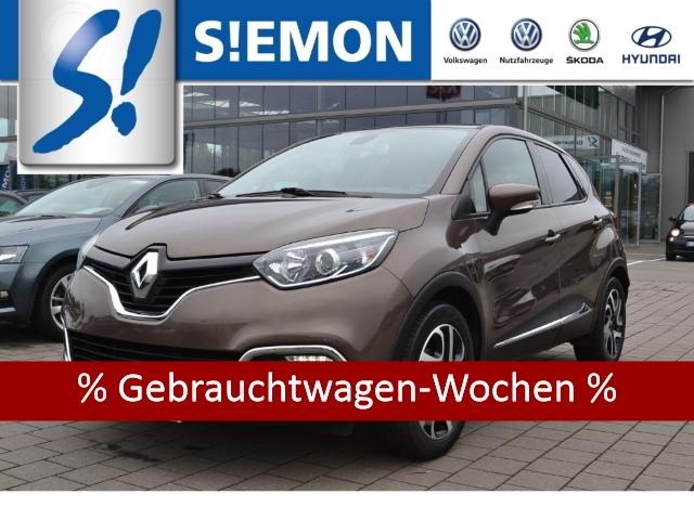 Renault Captur 0.9 TCe 90 eco Luxe Navi Tempo Bluetooth, Jahr 2013, Benzin