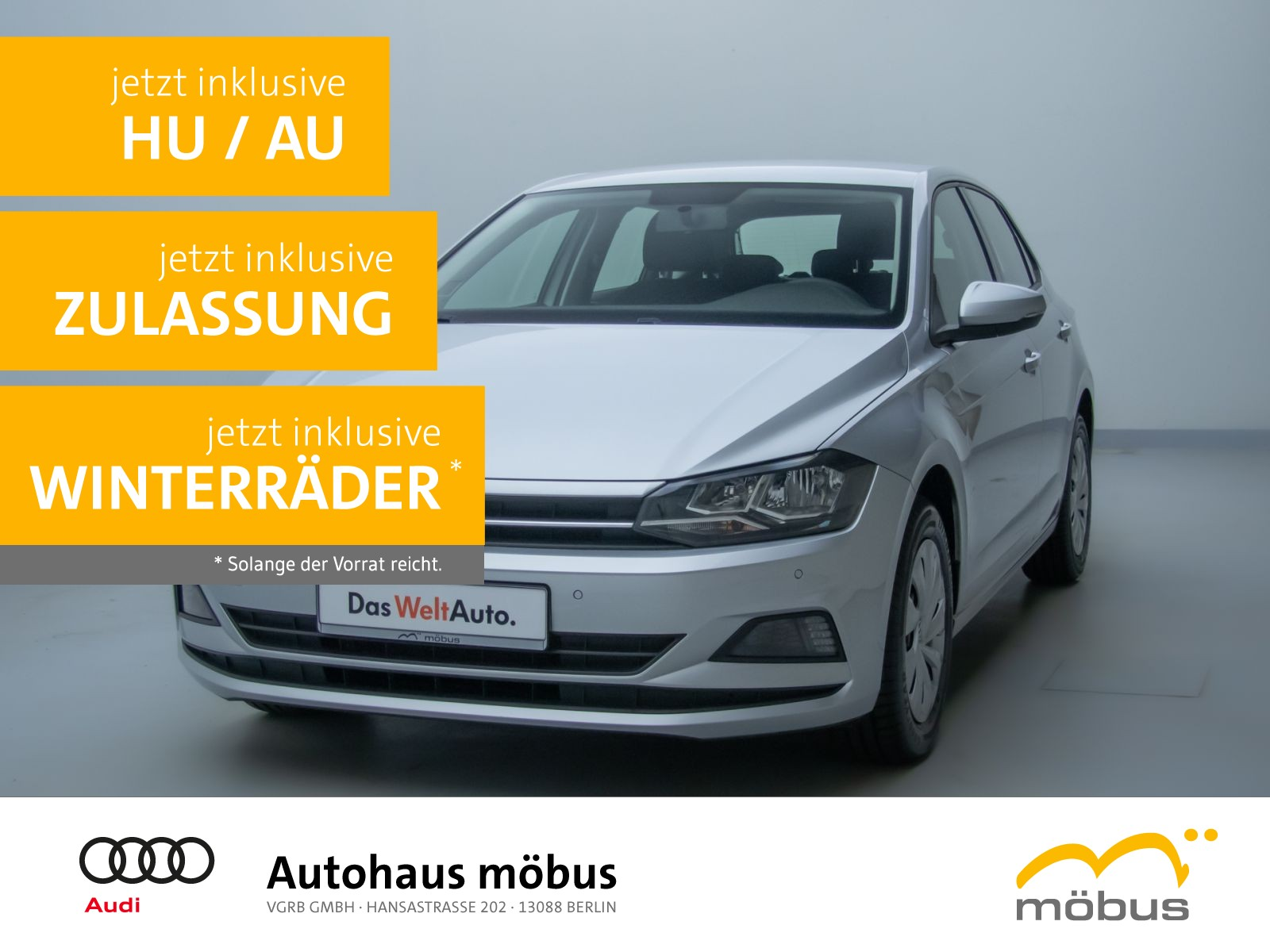 Volkswagen Polo 1.0 TSI*COMFORTL*PDC*NAVI*KLIMA*USB*TELEFON, Jahr 2019, Benzin